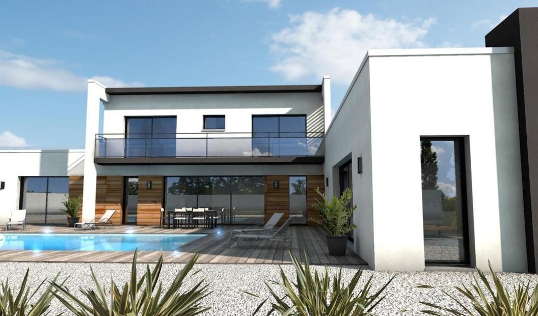 Maison Architecte contemporaine proche de Paris