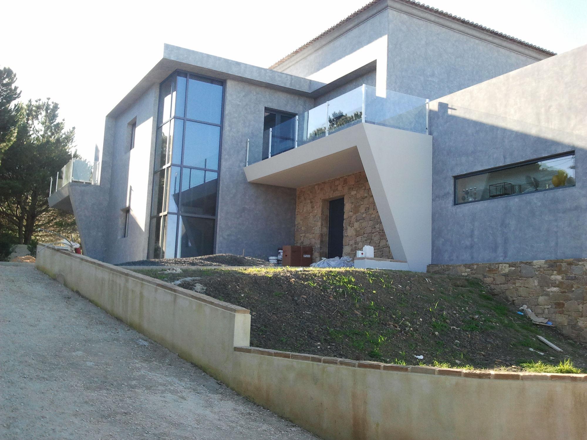 Maison Architecte contemporaine béton proche de Chambéry