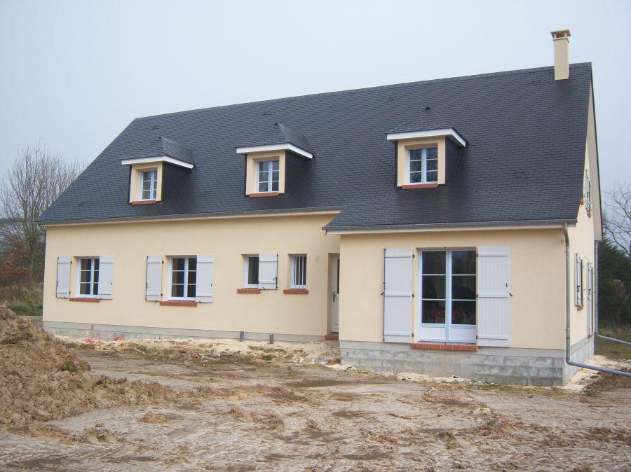 Maison Architecte traditionnelle proche de Paris