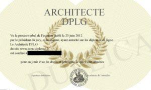 dplg architecte